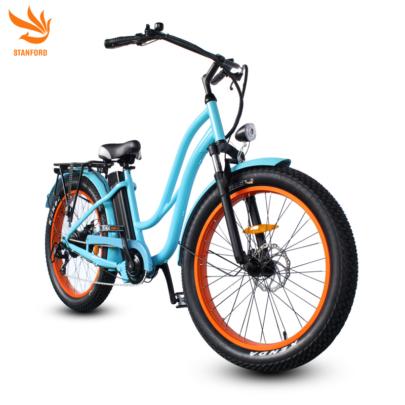 2020 New Bike E Ebike Bicycles for Sale Cheap Fat The Tire 48V 500W Electric Bicycle